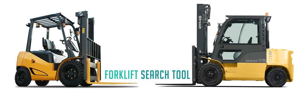 Forklift Truck Search Tool